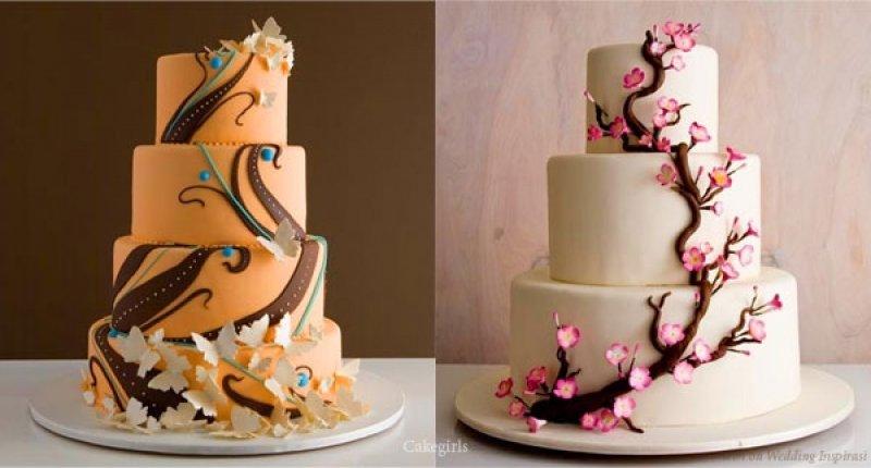 Трехэтажный торт своими руками на день рождения 34